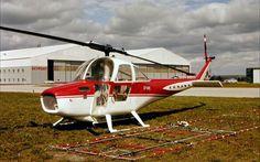 Cessna CH-1 Skyhook. Единственный вертолёт фирмы Cessna.