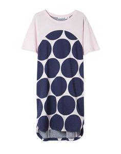 Circle Print Pyjama Nightie