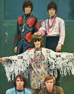 Wow!!! Talking about 60's Mod!! The Bee Gee's!
