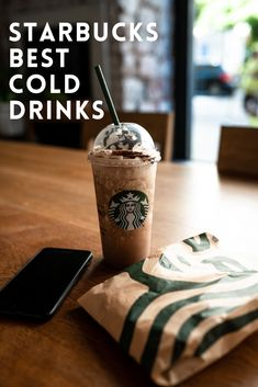 If you're in the mood for something refreshing, sweet, or new, then you must head to the nearest Starbucks and order a cold drink to treat your taste buds. I put together this list of must-try list Starbucks cold drinks. Here is a list of the best Starbucks cold drinks you need to try! #coffee #starbucks Coffee Cream, Coffee Type, Black Coffee, Coffee Canister, Coffee Spoon, Coffee Mugs, Types Of Coffee Beans, Different Types Of Coffee, Acquired Taste