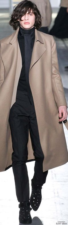 Costume National Fall 2015 Menswear