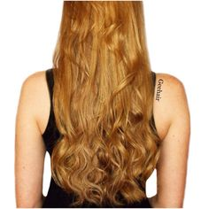 Hair down with our BIG Tousled Human Hair Piece Get the tousled look here. Shop geehair.com #HotCinnamon