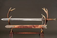 Tumblr of Thrones — Heartsbane, the House Tarly Valyrian Steel Sword...