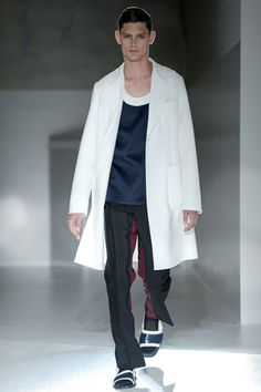 Prada Spring 2013 Menswear Collection Slideshow on Style.com