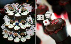 Inspiração: transforme sua festa em um cassino de Las Vegas!