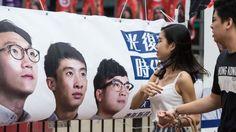 China warns Hong Kong democracy activists after election