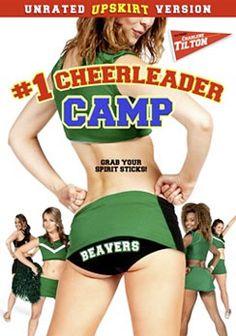#1 Cheerleader Camp DVD
