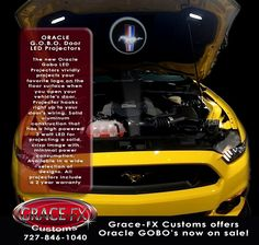 We offer all different levels of customization for your vehicles. We have something to fit your budget. Stop by and see us Grace-FX.com