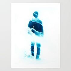 Love Isolation - https://society6.com/product/love-isolation-in-teal_print#1=45 :) #society6 #stoianhitrov #love #art #doubleexposure #teal #graphicart