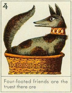 ... , fish and fowl on Pinterest | Vintage Books, Illustrations and Posts