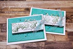 Stampin' Up! Shaded Summer with the Summer Shadows Dies for a beautiful project with custom cardstock. Simple Designs, Cool Designs, Free Summer, Embossing Folder, White Ink, Pretty Flowers, Stampin Up Cards, Card Stock, Paper Crafts