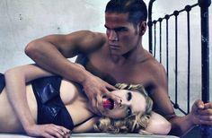 Vogue Paris - Lara Fiction Noire