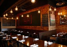 Lazy Ox Can New American Cuisine With Global Influences In Downtown Los Angeles Little Tokyo