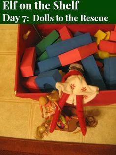 CONTROLLING Craziness: Elf on the Shelf