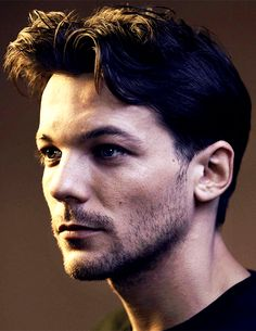 Louis Tomlinson for Noisey, photographed by Phil Sharp