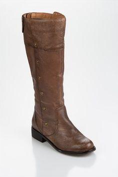 Steve Madden boot. (Kahve Bayan Çizme) I think I love them.