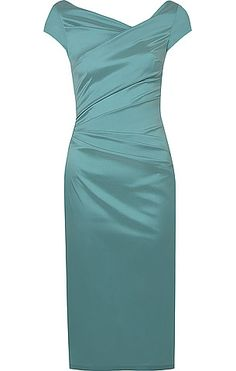 Perfect dress by Talbot. Great for bridemaids dress or as a guest...plus I love this colour! www.coriburchell.com/styleclarity