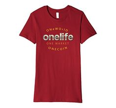 OneWorld OneLife OneMarket OneCoin, Hostgee Cloud Hosting  Fit: Slim (consider ordering a larger size for a looser fit)  This premium t-shirt is made of lightweight fine jersey fabric