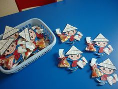 Aa School, School Clubs, Diy And Crafts, Crafts For Kids, Paper Crafts, Type 3, First Time, Origami, Projects To Try