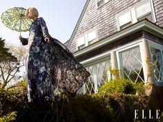 PUBLICATION   Elle   STORY   Beyond Funny   EDITOR   Joe Zee   PHOTOGRAPHER   Thomas Whiteside   FEATURE   August, Fall 2014