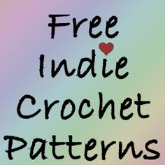 CrochetPatternBonanza Loads of Free Crochet Patterns