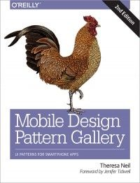 Mobile design pattern gallery / Theresa Neil 004.167 N398m2