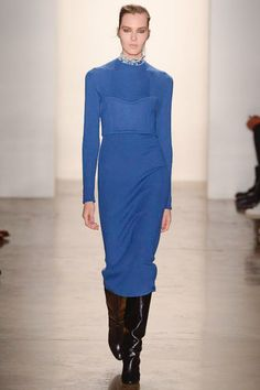 FALL 2013 READY-TO-WEAR  Louise Goldin - 16