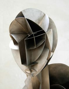 ::B L O G H I S T A P E R C A S O::: Naum Gabo ~ Наум Габо ~ Constructed Heads