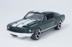 1:64 scale Fast & Furious 1967 Ford Mustang – by Hot Wheels