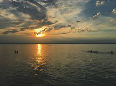 Lake Balaton, Hungary