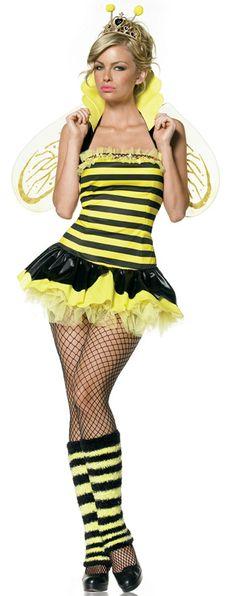 Queen Bee Fairy Costume  http://www.efairies.com/store/pc/Queen-Bee-Fairy-Costume-90p4953.htm  $46.95