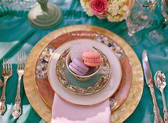 Alice IW themed wedding