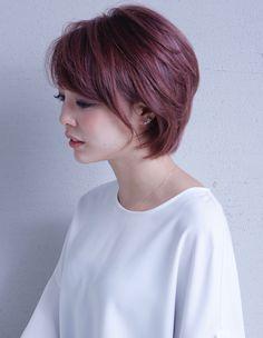 大人かわいいショート(NA-174)   ヘアカタログ・髪型・ヘアスタイル AFLOAT(アフロート)表参道・銀座・名古屋の美容室・美容院