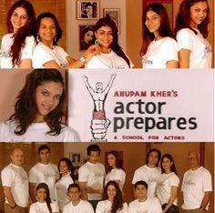 This pic of a struggler Deepika at Anupam Kher's acting school will inspire you! | PINKVILLA