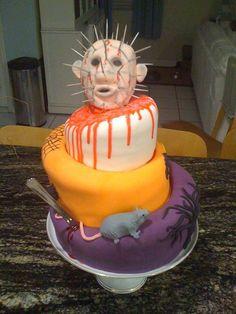 Halloween Cake @gloria Sangalli