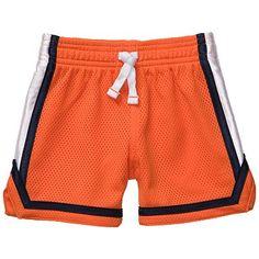 Carter's Mesh Shorts - orange