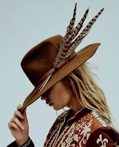 Women Hat Fashion Cap Crazy Hat Day Aztec Snapback Wholesale Hats For Sale Tricorn Brim Hat Crazy Hat Day, Crazy Hats, Estilo Cowgirl, Estilo Hippie, Cowgirl Style, Cowgirl Chic, Bohemian Mode, Boho Gypsy, Bohemian Style