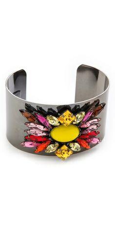 DANNIJO Brooklyn Cuff Bracelet