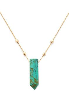 Alex and Ani Semiprecious Stone Pendant Necklace available at #Nordstrom