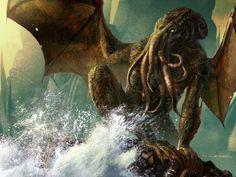 Cthulhu - Lovecraft