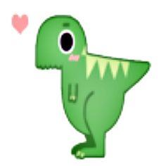 I love Rex so much, I want him tattooed on my body.