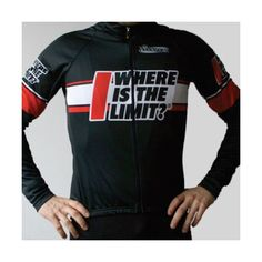 Maillot Largo WITL Black - Where is the limit? #WITL