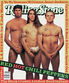 Red Hot Chili Peppers | June 25, 1992
