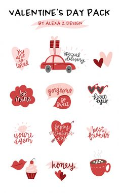 Valentine& Day Illustrations for Rhonna Designs! Valentine& Day Illustrations for . - Valentine& Day Illustrations for Rhonna Designs! Valentine& Day illustrations for …, - Valentines Card Design, Valentines Day Memes, Valentines Day Gifts For Him, Valentines Day Party, Valentines Day Decorations, Valentine Day Cards, Valentines Lettering, Valentines Day Package, Valentines Day Clipart