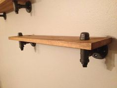 Shelving for above the couch
