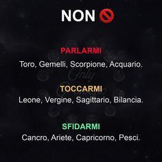 """Mi piace"": 40.3 mila, commenti: 296 - Only Oroscopo (@onlyoroscopo) su Instagram: ""#onlyoroscopo"" Italian Humor, Funny Memes, Jokes, Love Quotes With Images, Book Signing, My Tumblr, Creepypasta, Horoscope, Gemini"