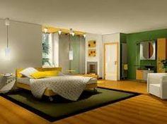 Bilderesultat for green colour wall