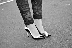 Goodwill Fashion - Nicole Miller Pumps $20