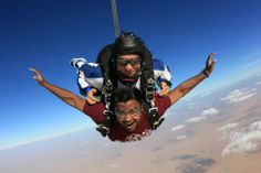 skydiving  #GrabYourDream #Adventure #Travel #Contest