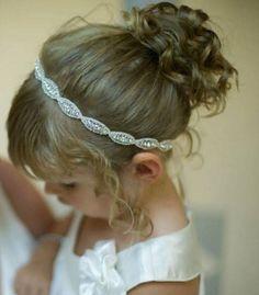 Diamantes de imitación plata casco-Florista por LilDivaBowtique1